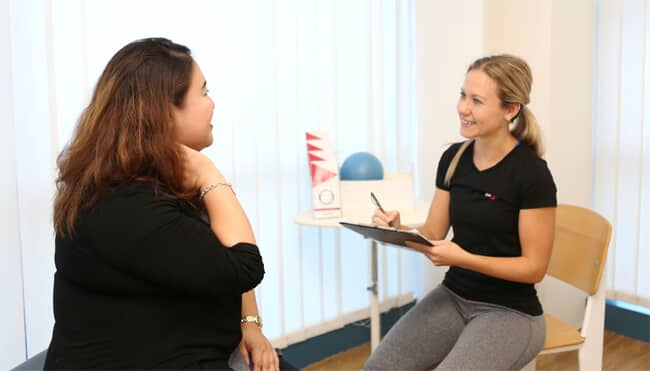 physiotherapist in Singapore