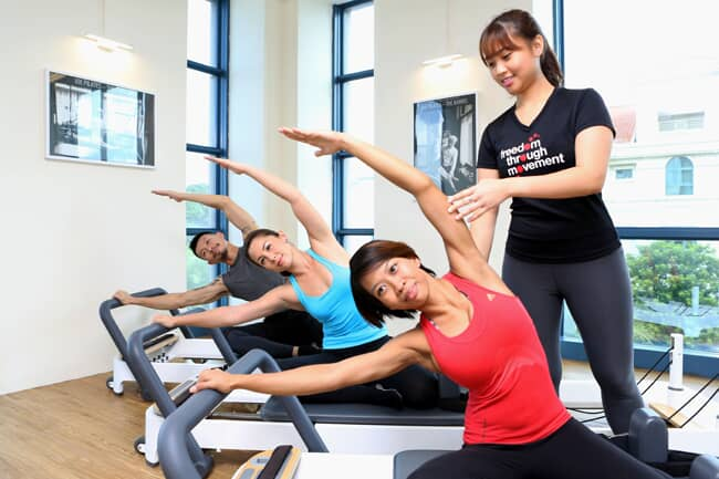 pilates services in singapore