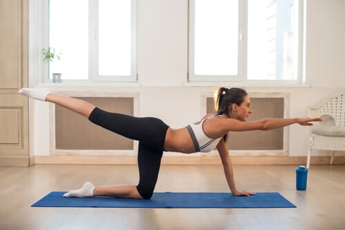 pilates in Singapore for pregnant women